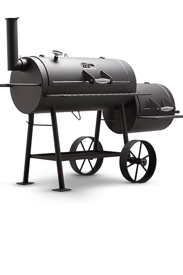 The Offset Smoker