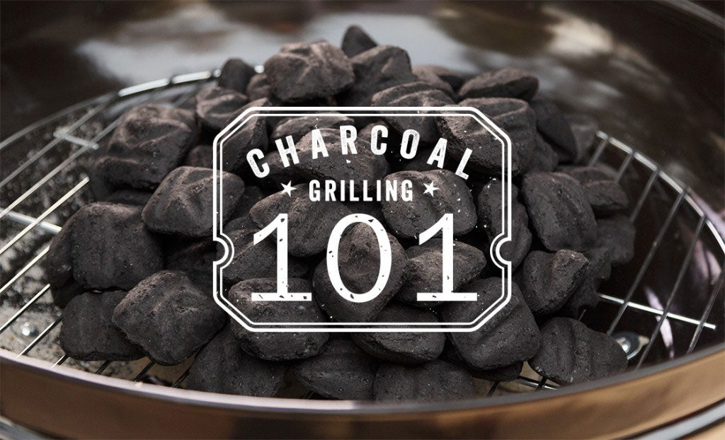 How to Set Up a Charcoal BBQ - Coal Configurator | Kingsford
